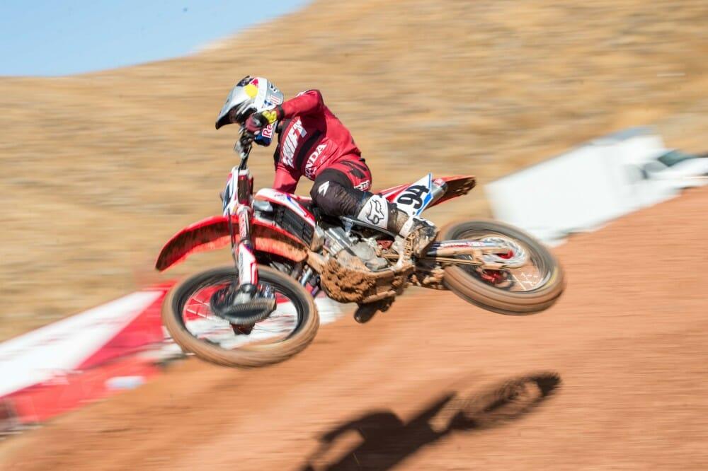 Ken Roczen Talks Injury And Supercross