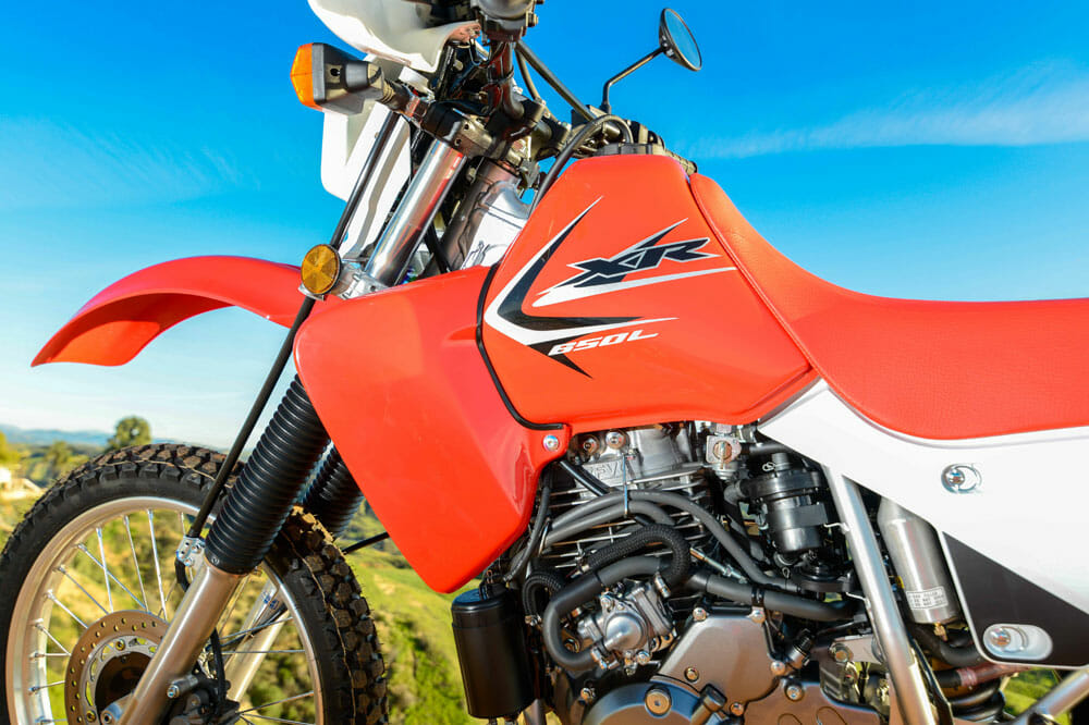 2017 Honda XR650L: FULL TEST - Cycle News