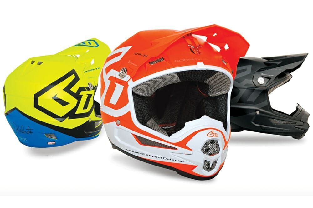 6D ATR-1Y Youth Helmet