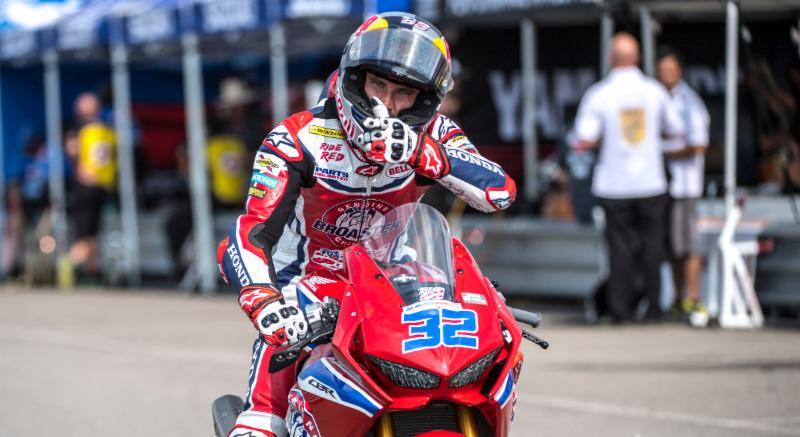 Jake Gagne Gets The Call To WorldSBK