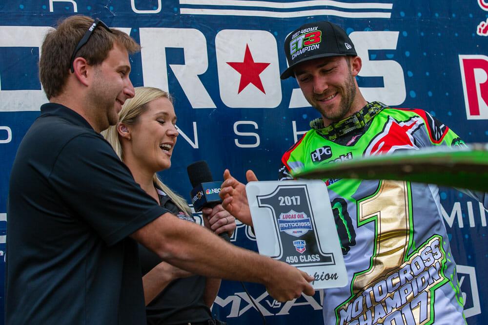 Eli Tomac | AMA Pro Motocross 450 Champion
