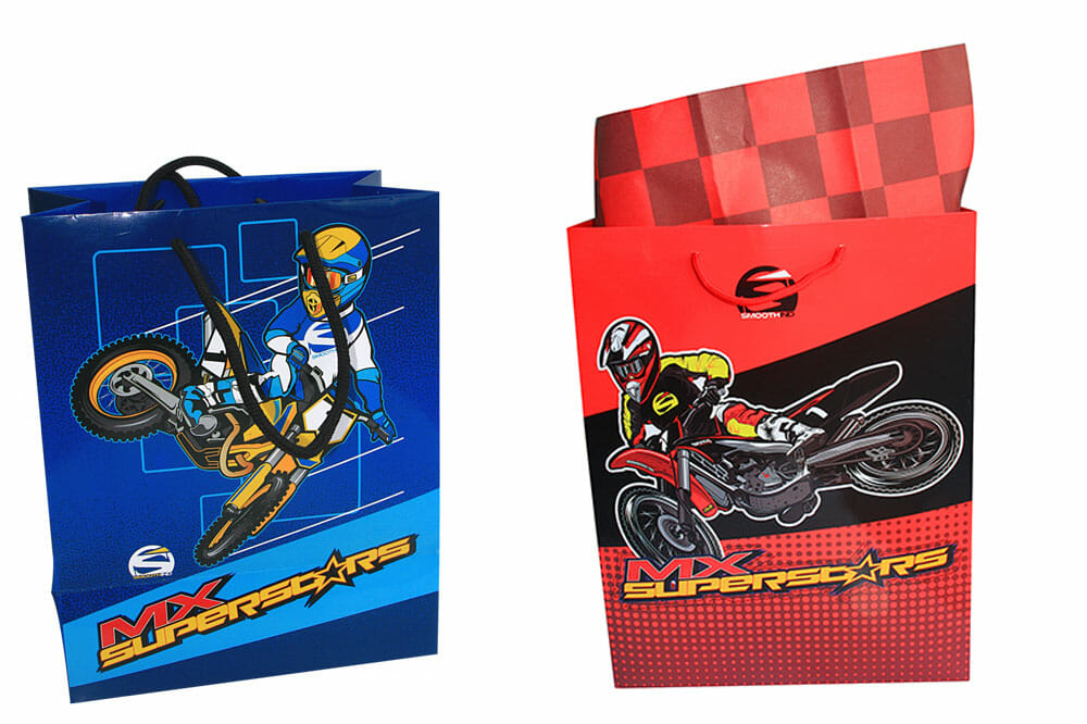 Smooth Industries Gift Bags