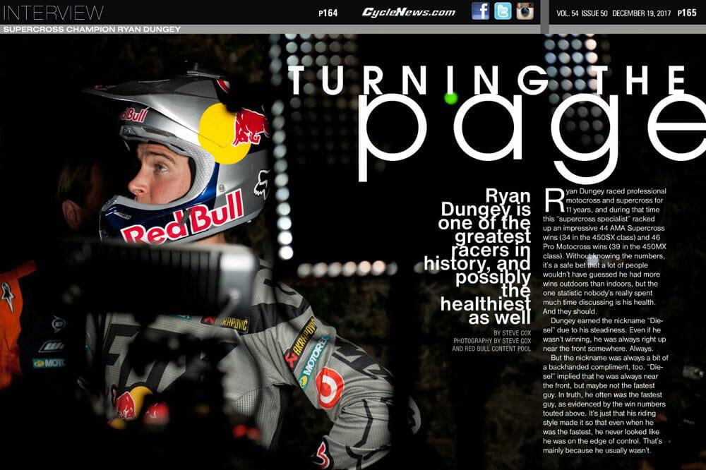 Ryan Dungey | Interview