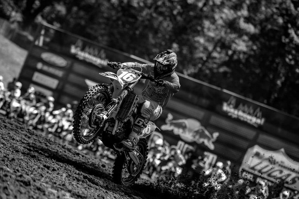 Zach Osborne   2017 AMA 250cc National MX Champion and AMA 250cc Eastern Regional Supercross Champion