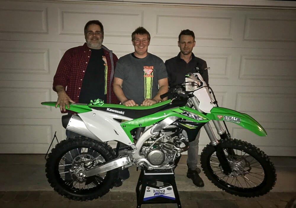 Broc Hepler Joins Luonva Racing