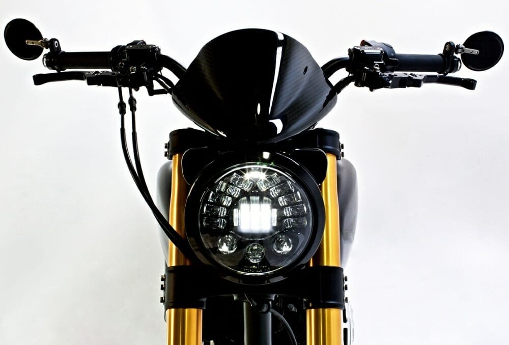 J.W. Speaker Adaptive LED Headlights
