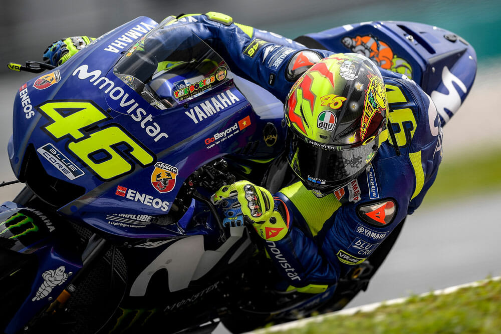 Valentino Rossi AGV Pista GP R 20 Years Limited-Edition Helmets - Cycle News