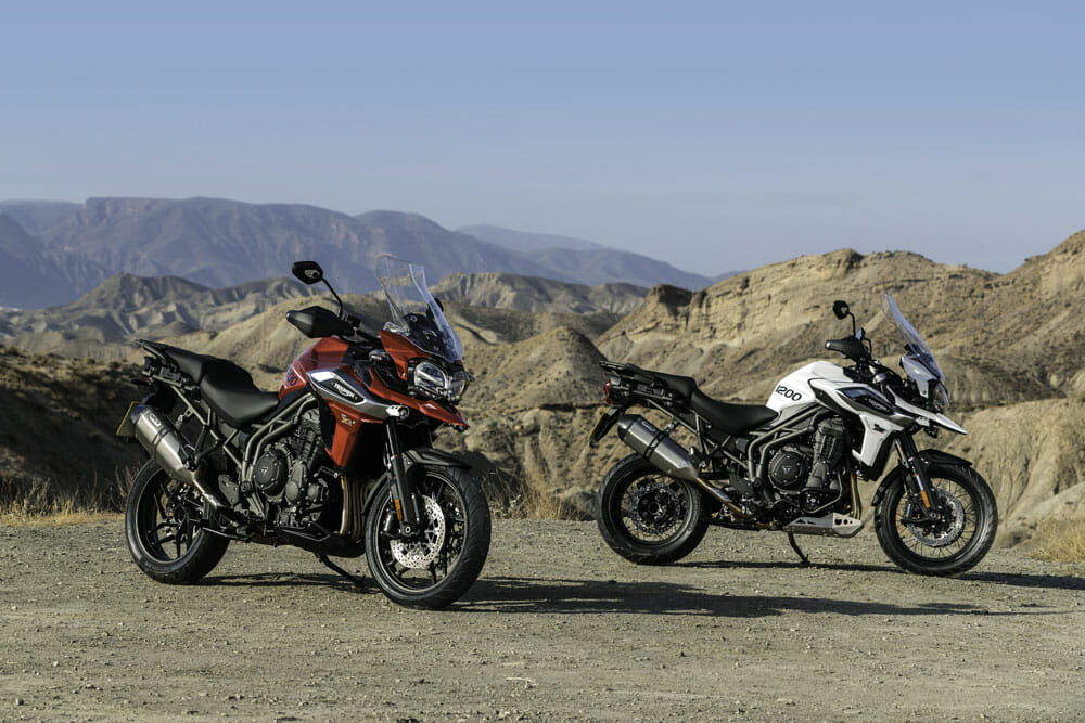 2018 Triumph Tiger 1200 XRt & XCa | FIRST TEST - Cycle News