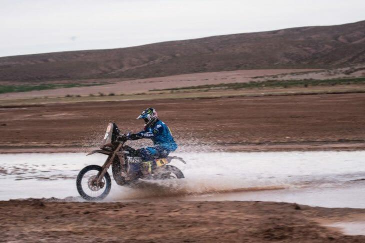 Dakar Rally Adrien Van Beveren