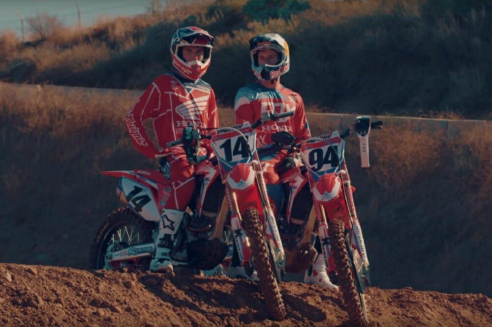 2018 Team Honda Hrc Video Cycle News