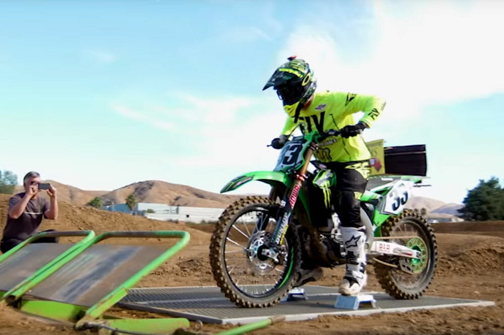 Science of Supercross | Episode 26 (A Day in the Life with Josh Grant) | Engineered by Kawasaki