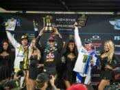 Anaheim 1 Supercross podium 2018