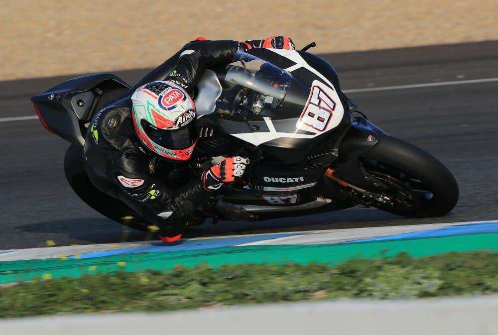 Lorenzo Zanetti Speaks About Ducati Panigale V4R WorldSBK Racer - Cycle News