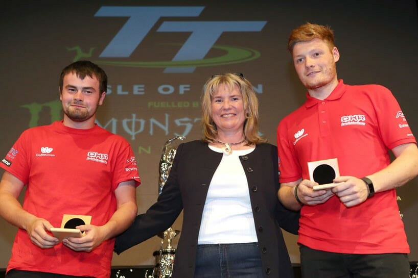 Blackstock and Rosney Set For 2018 Isle of Man TT Races