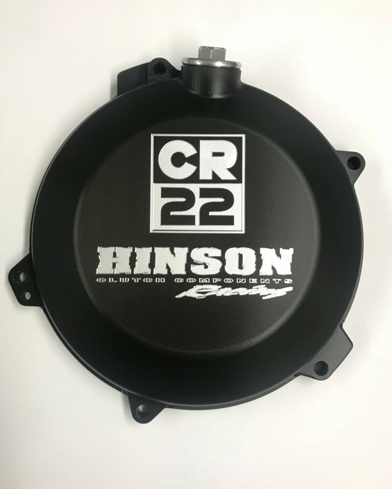 Hinson CR22 Billetproof Clutch Covers