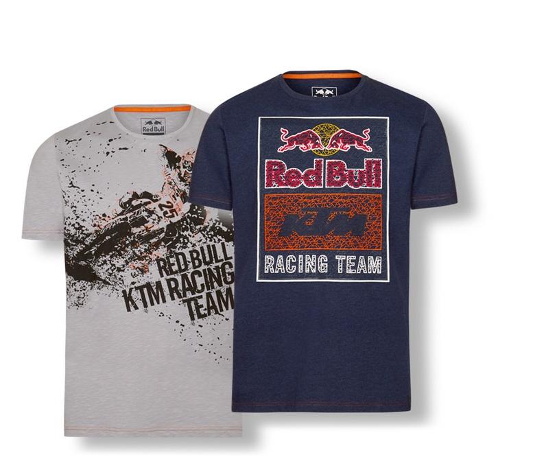 2019 Red Bull KTM Teamwear Tees