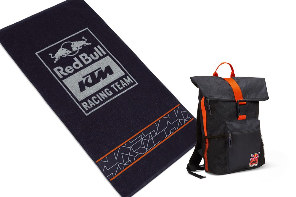 2019 Red Bull KTM Teamwear Bag and Towel