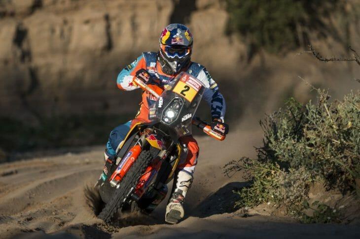 Dakar Rally stage 13 Toby Price