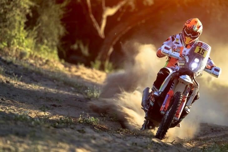 Dakar Rally stage 13 Laia Sanz