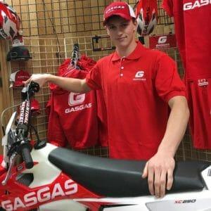 2018 GasGas Off-Road Factory Racing Team USA