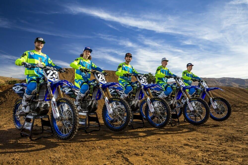 Yamalube Star Racing Yamaha Team