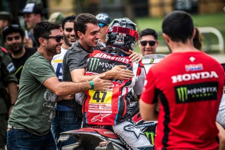 2018 Dakar Rally Results Kevin Benavides