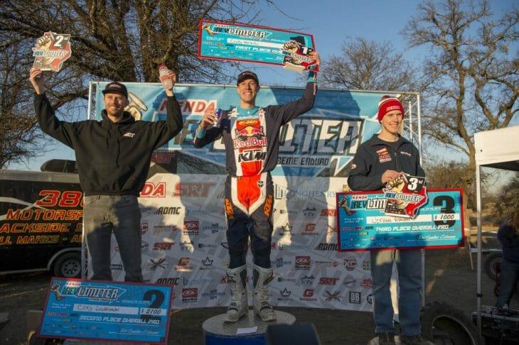 RevLimiter Extreme 2018 overall podium