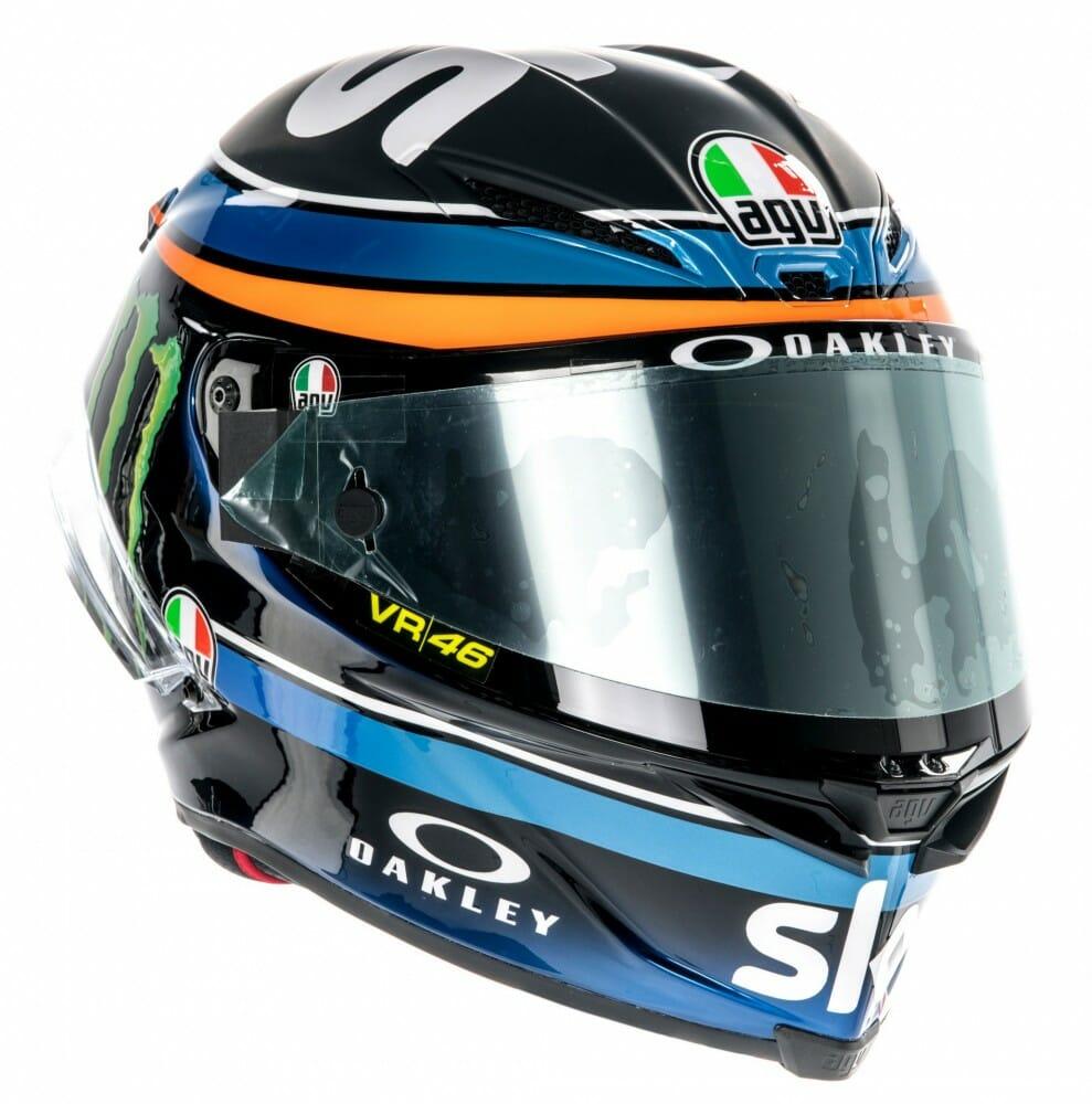 Sky Racing Team VR46, Dainese, AGV