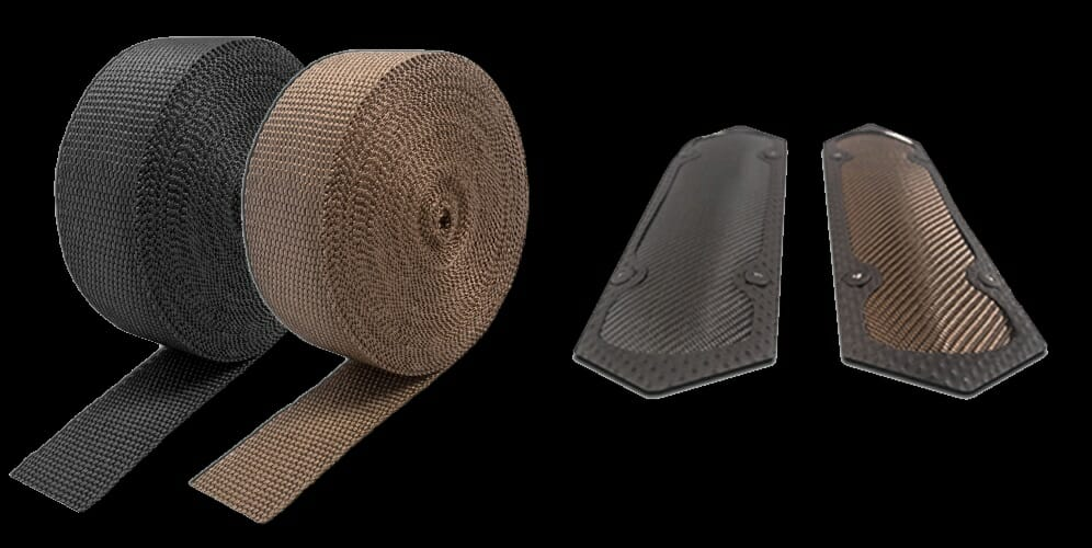 Thermo-Tec Rogue Series Heat-Insulation Products