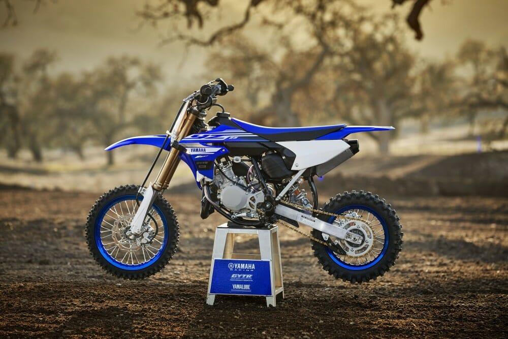 FIRST LOOK: 2018 Yamaha YZ65 - Australasian Dirt Bike Magazine