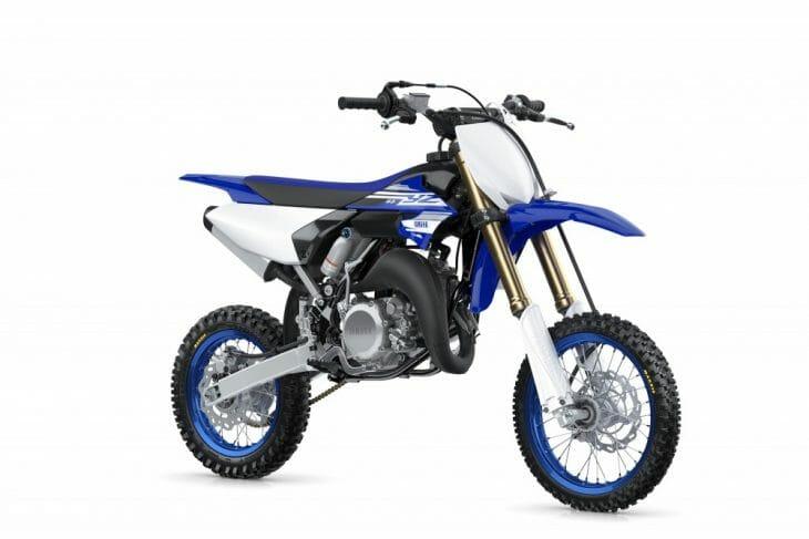 2018 Yamaha YZ65 First Look