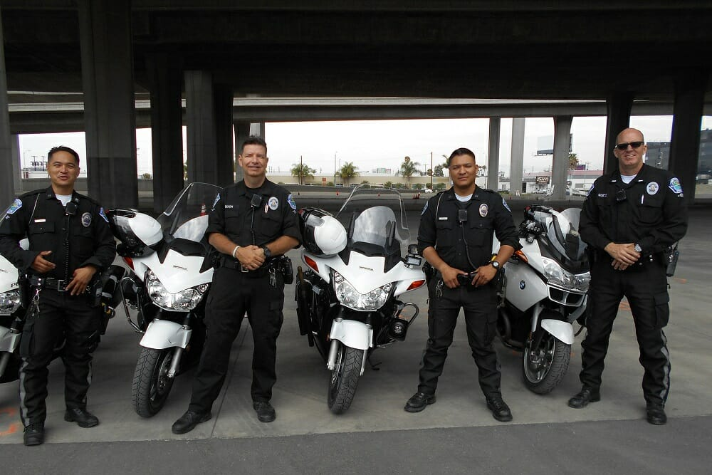 hawthorne ca police department ride to live program cycle news