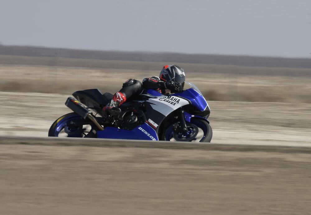 Graves Yamaha YZF-R3