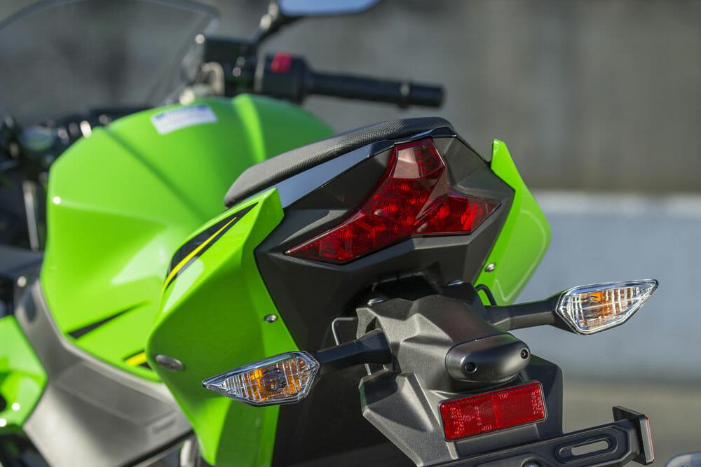 2018 Kawasaki Ninja 400