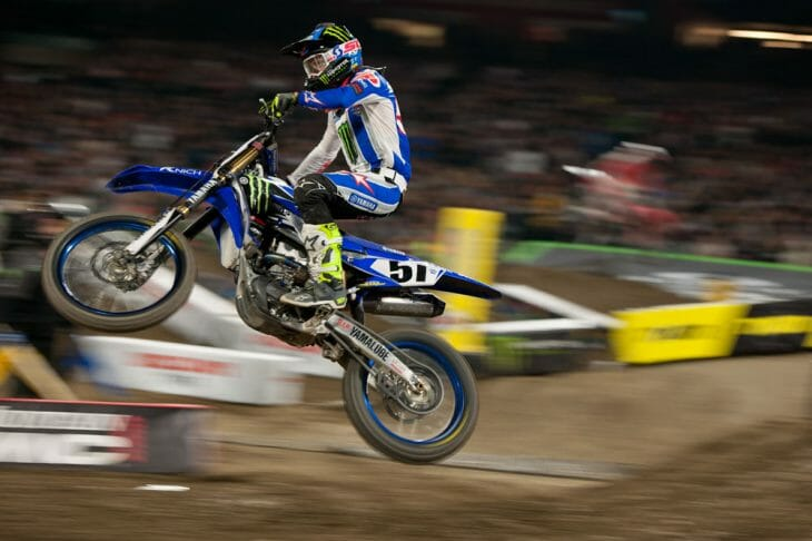 Barcia Goes Full-Time