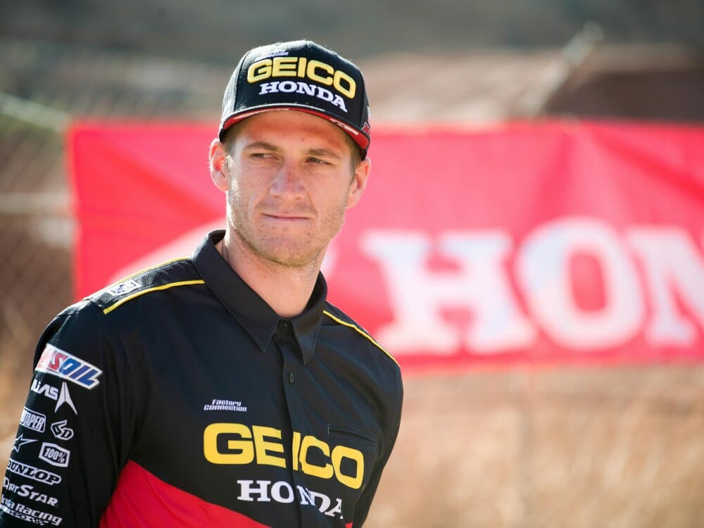 Christian Craig Set For Outdoors With Honda HRC
