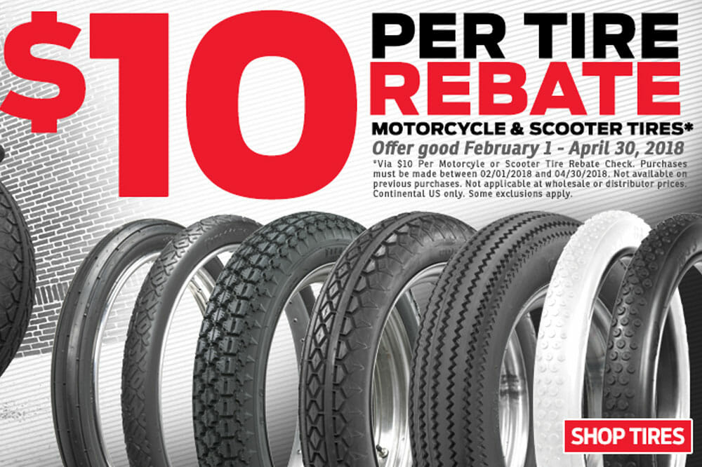 Coker Tire Company Offers Rebate
