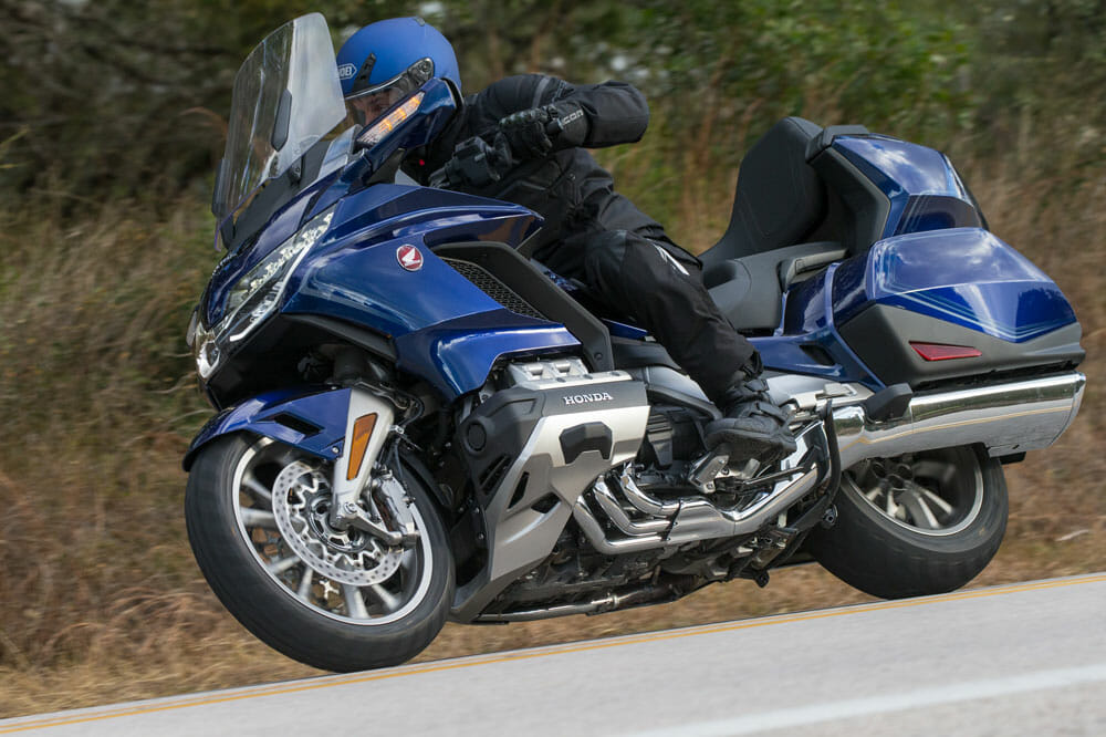 2018 Honda GL1800 Gold Wing Tour DCT | FULL TEST - Cycle News