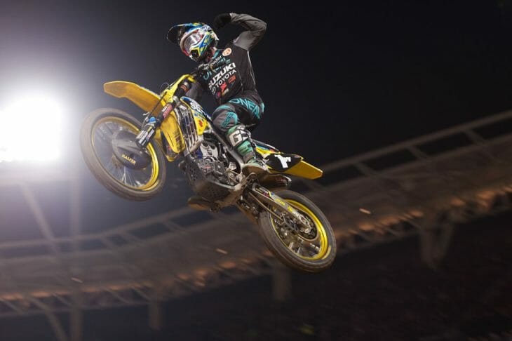 2018 San Diego 250cc Supercross Results