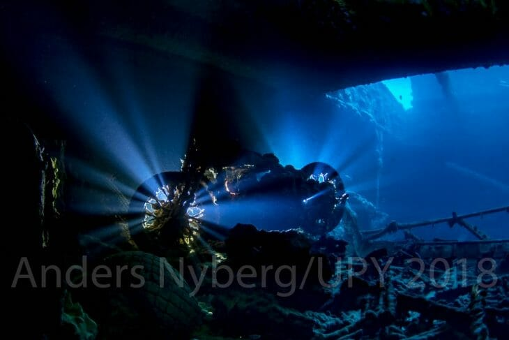BSA_M20_motorcycles_Underwater_Photographer_of_the_Year_2018