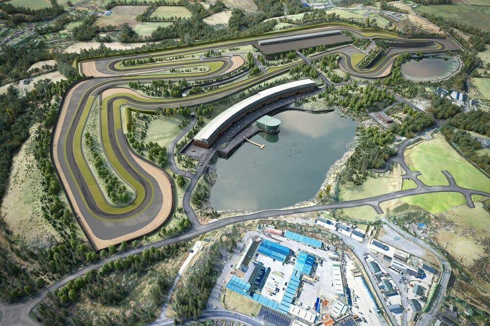 Lake Torrent Circuit in Northern Ireland confirmed to host MOTUL FIM Superbike World Championship