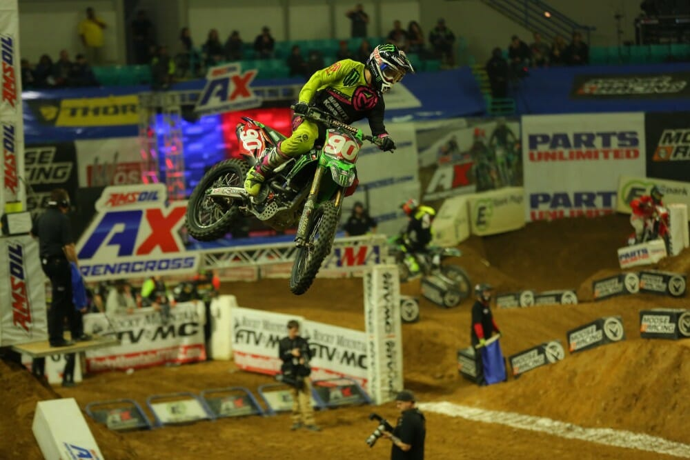 Arenacross Replaced By Supercross Futures