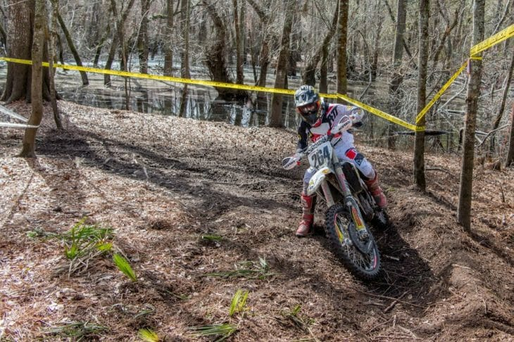 2018 Full Gas Sprint Enduro Georgia Results