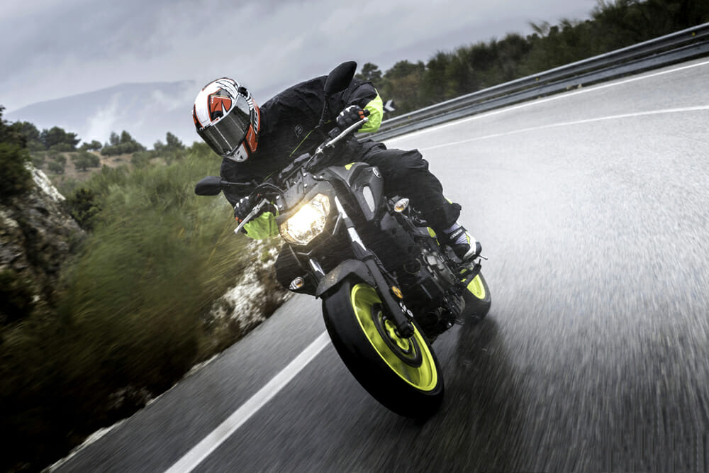 2018 Yamaha Mt 07 First Test Cycle News