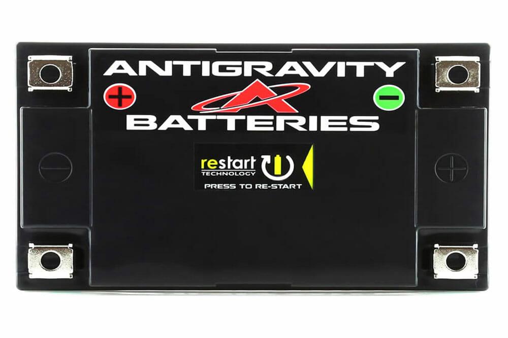 Antigravity Re-Start Batteries