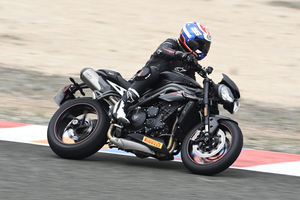 2018 Triumph Speed Triple | FIRST TEST