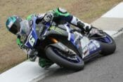 Yamaha's Cameron Beaubier was fastest in MotoAmerica Superbike Dunlop tests