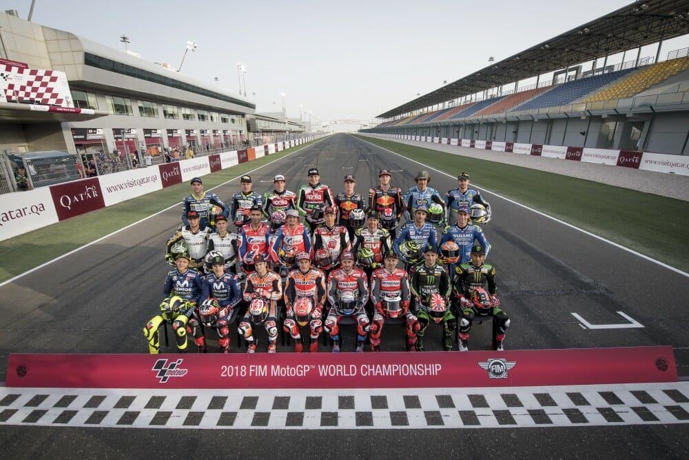 Qatar Motogp Press Conference Highlights Cycle News