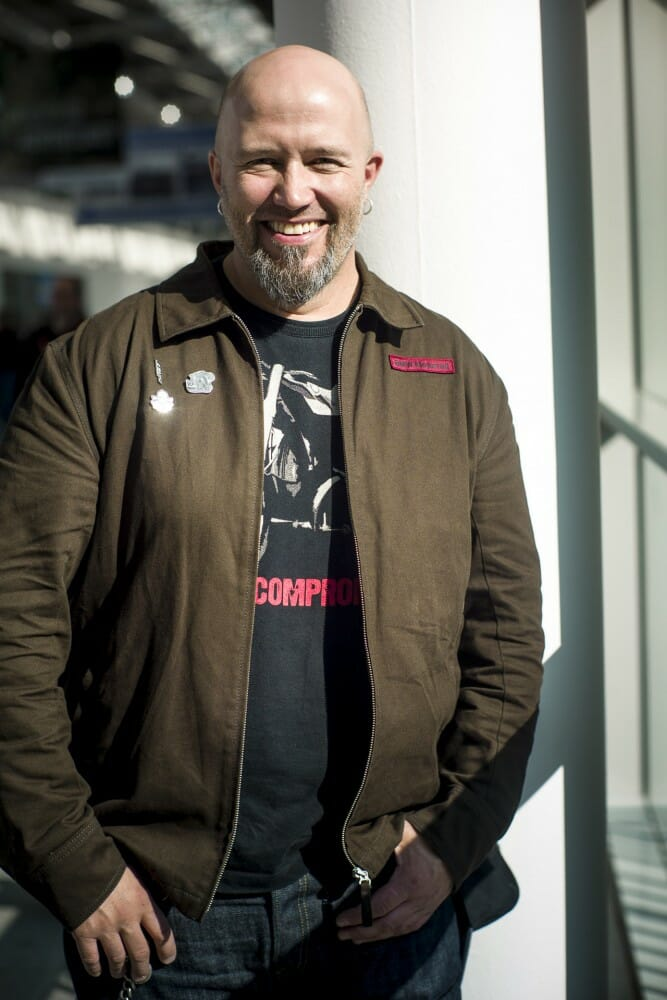 Indian Motorcycle Names Ola Stenegard Director of Product Design