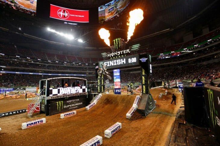 2018 Atlanta 450cc Supercross Results